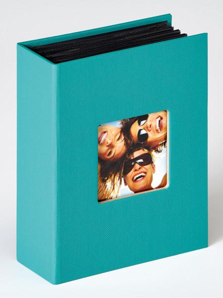 Fun Minimax Einsteckalbum 12 Farben sortiert, 100 Fotos