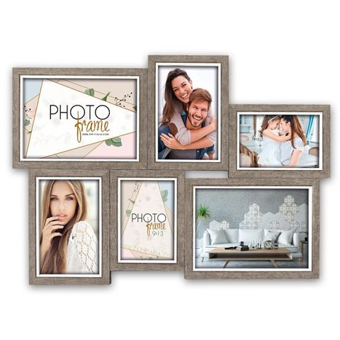 Varel für 6 Bilder 9x13 cm, 10x15 cm, 13x18 cm