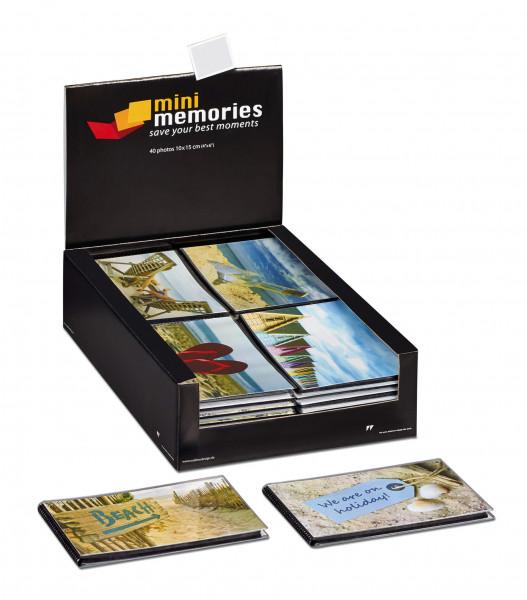 Mini Memories Holiday im Display