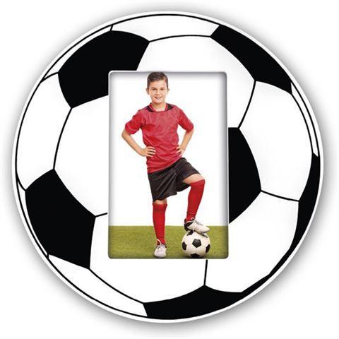 Fußball Hoch 10x15 cm